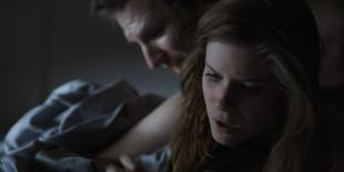Kate Mara sex doggy style butt if hers and nude but covered in the shower - House of Cards (2013) s2e1 hd720p