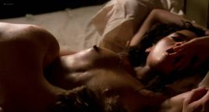 Lisa Bonet nude topless bloody and hot sex and Elizabeth Whitcraft nude topless in - Angel Heart (1987) hd1080p (11)