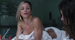 Penelope Cruz and Cameron Diaz hot and some sex - The Counselor (2013) hd720p