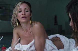 Penelope Cruz hot and Cameron Diaz hot and some sex – The Counselor (2013) hd720p