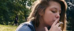 Lea Seydoux and Adele Exarchopoulos in explicit lesbian sex all nude and hot - Blue Is the Warmest Color (2013) hd1080p (6)