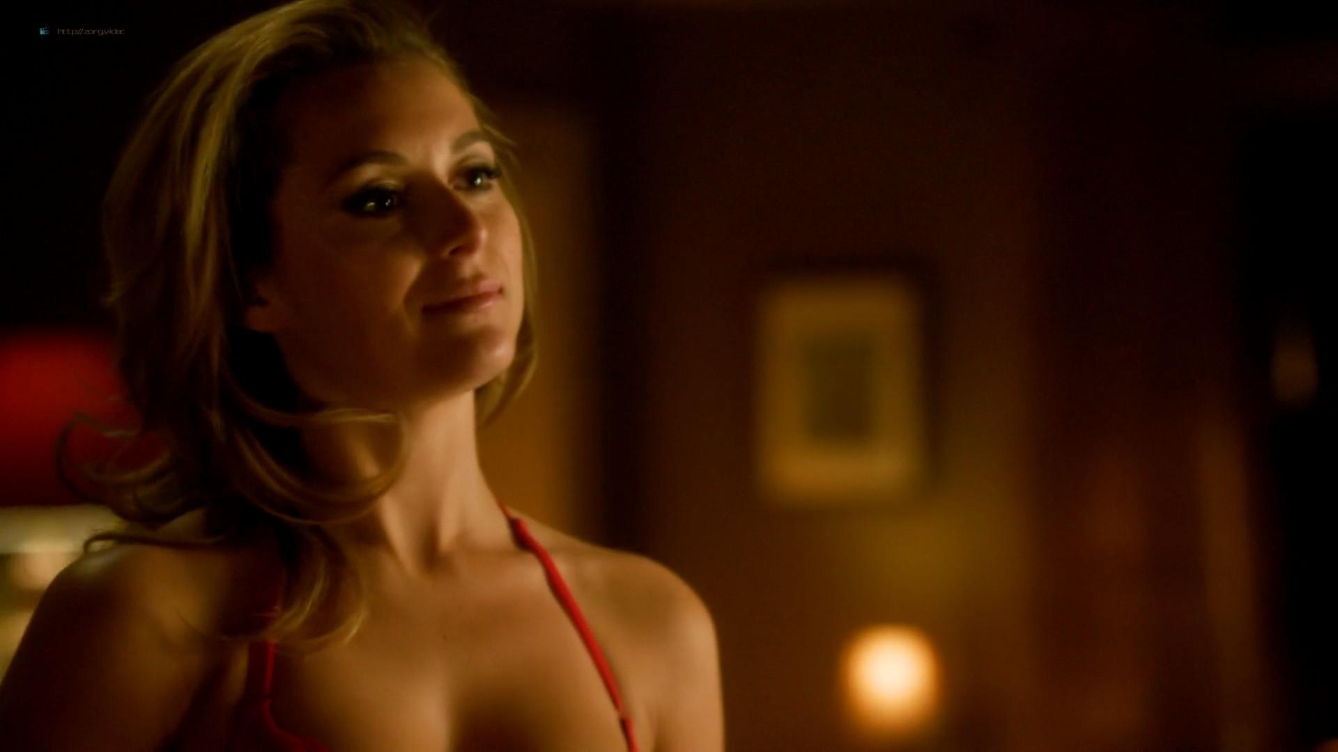 Alexa Vega hot and some sex - The Tomorrow People (2014) s1e18-19 HD (4)