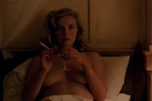 Greta Scacchi nude topless and very hot in – White Mischief (1987)
