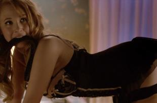Juno Temple not nude but hot and sexy in – The Brass Teapot (2012) hd1080p