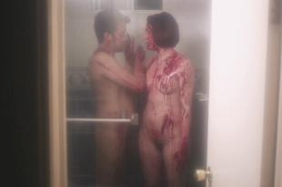 Dana Dorel and Jessica Iris full nude and lesbian sex and Laura Caro nude full frontal and bloody in – Here Comes the Devil (2012) hd720p