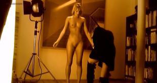 Marie Février nude lesbian sex Monica S nude full frontal - Shangai Belle (2011) (3)
