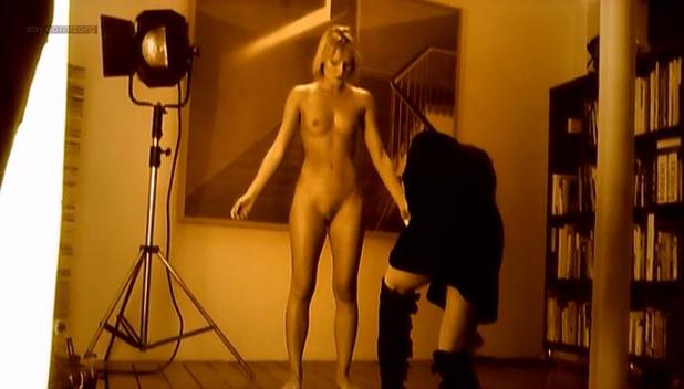 Marie Février nude lesbian sex Monica S nude full frontal Xin Wang nude