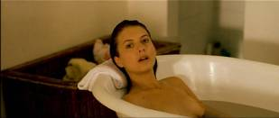 Melanie Laurent nude topless and very hot in - Dikkenek (FR-2006)