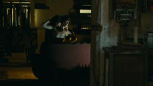 Deborah Francois full nude sex threesome and Maria Kraakman nude full frontal and skinny dipping in Dutch movie - My Queen Karo (2009) (4)