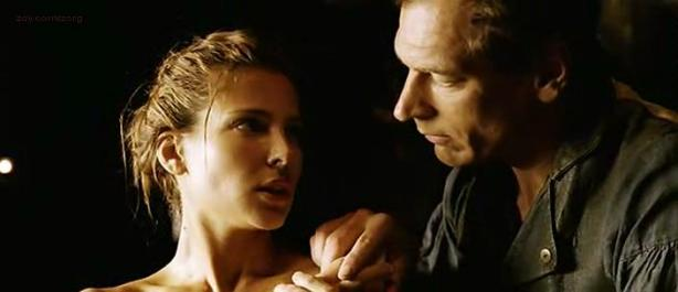 Elsa Pataky nude topless in - Romasanta (2004)