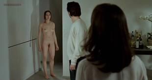 Géraldine Pailhas nude bush lesbian sex threesome Marina de Van nude full frontal - Je pense a vous (2006)