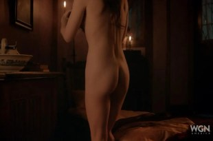 Janet Montgomery nude butt naked and Azure Parsons nude sex doggy style in – Salem (2004) s1e1 HD 1080p