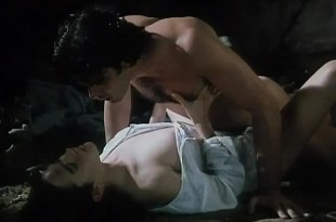 Jennifer Connelly nude nipple slip and hot sex in – Of Love and Shadows (1994)