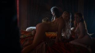 Josephine Gillan nude full frontal Indira Varma hot but not nude and other nude actress in - Game of Thrones (2004) s4e3 hd720p