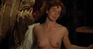 Monica Guerritore nude topless - La Venexiana (1986)