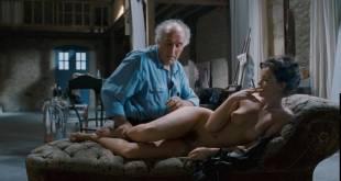 Emmanuelle Béart nude full frontal bush and nude modeling in - La belle noiseuse (FR-1991) HD 1080p BluRay (12)