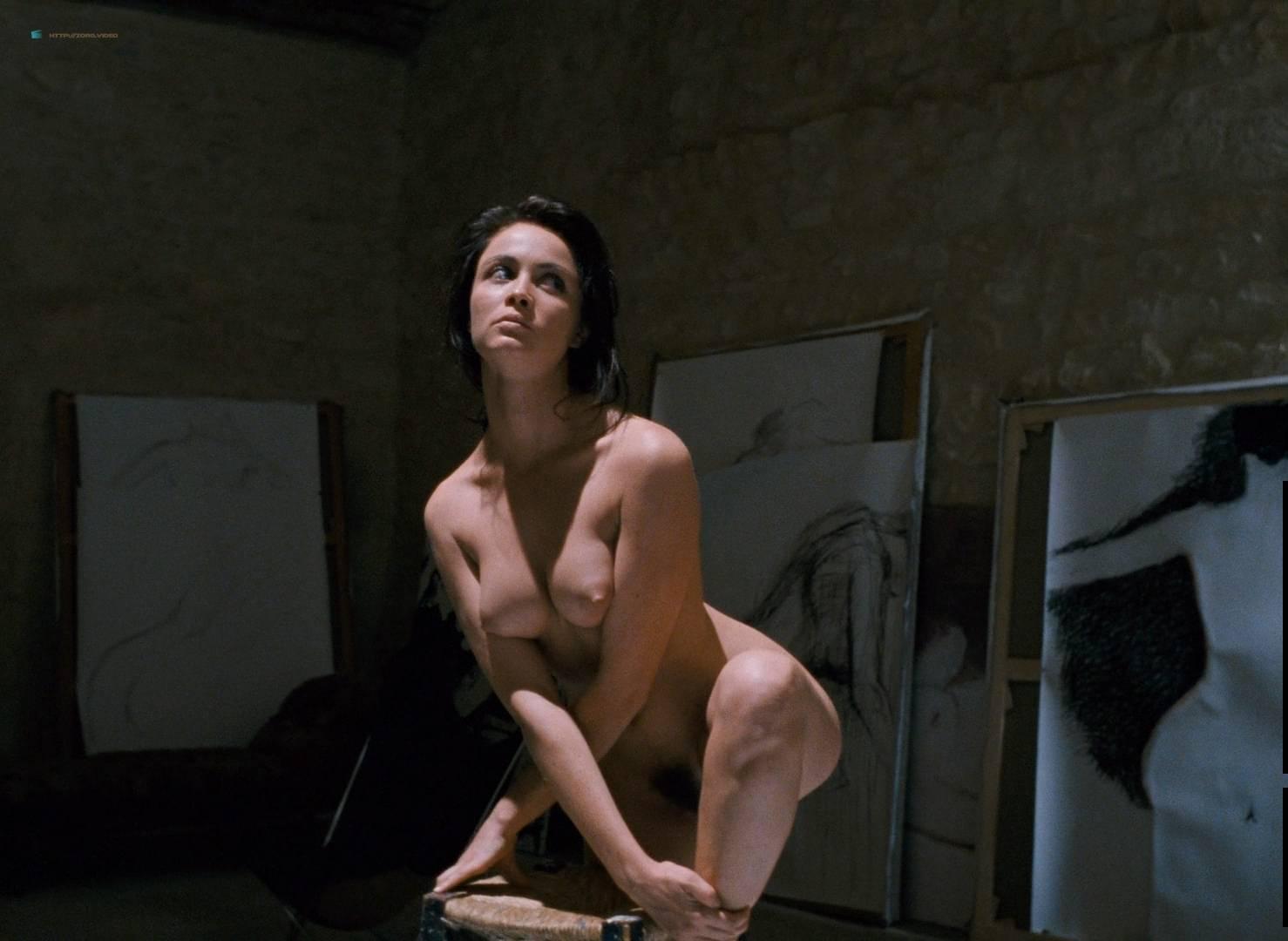 Emmanuelle béart nude