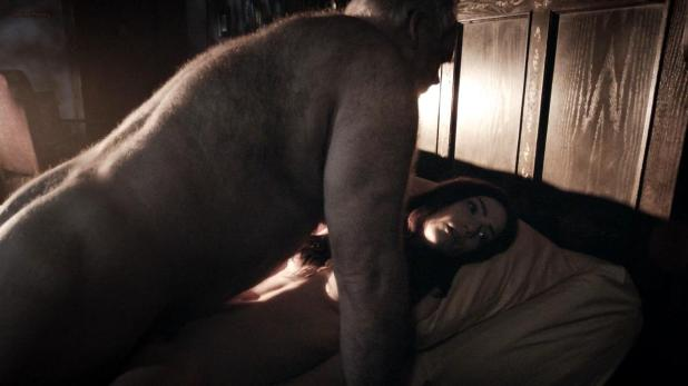 Janet Montgomery nude sex and Elise Eberle nude butt - Salem (2014) s1e6 hd720p