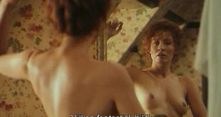 Linda Kozlowski butt naked and nude topless - Zorn (FI-NO-SE-1994)