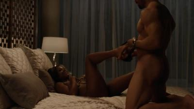 Lela Loren nude sex doggy style and Naturi Naughton nude sex - Power (2014) s1e2 hd720p