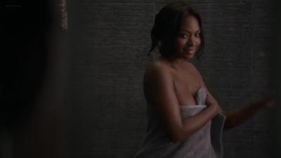 Lucy Walters nude and sex and Naturi Naughton butt naked - Power (2014) s1e4 1080p (2)