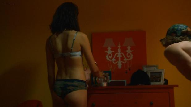 Margaret Qualley very hot in - The Leftovers (2014) s1e1 hd720p