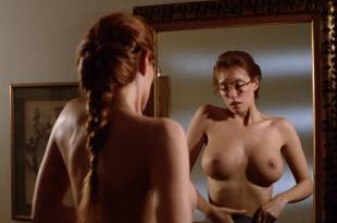 Monique Gabrielle nude topless Michelle Bauer and others nude - Evil Toons (1992) HD 1080p BluRay (10)