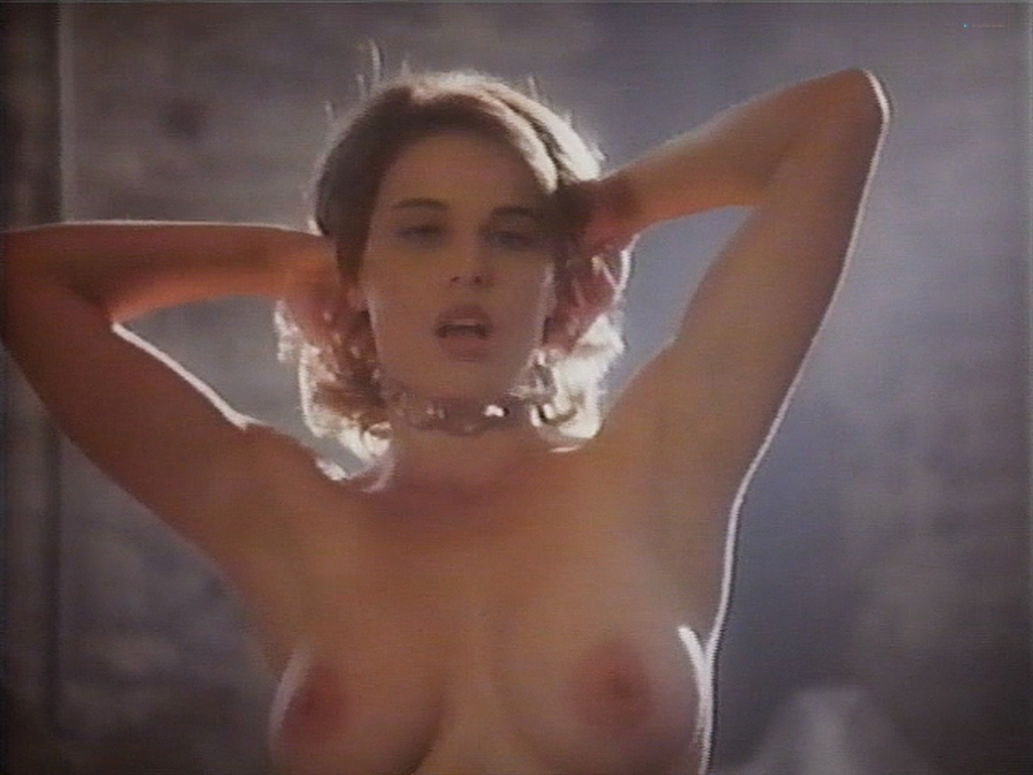 Shannon Whirry nude Elizabeth Sandifer and Shannon McLeod all nude and sex in - Animal Instincts II (1994) (5)