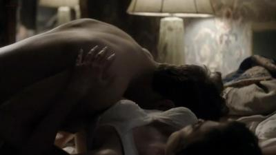 Lizzy Caplan nude and sex - Masters of Sex (2014) s2e1 hd720p