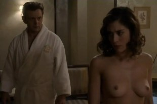 Lizzy Caplan nude topless and butt naked – Masters of Sex (2014) s2e3 hd720/1080p