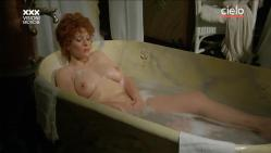 Paola Senatore nude full frontal and Claudia Cavalcanti nude bush and sex - Maladonna (IT-1984) (9)