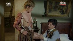 Paola Senatore nude full frontal and Claudia Cavalcanti nude bush and sex - Maladonna (IT-1984) (7)