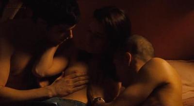 Roxane Mesquida nude sex threesome - Sheitan (FR-2006) (9)