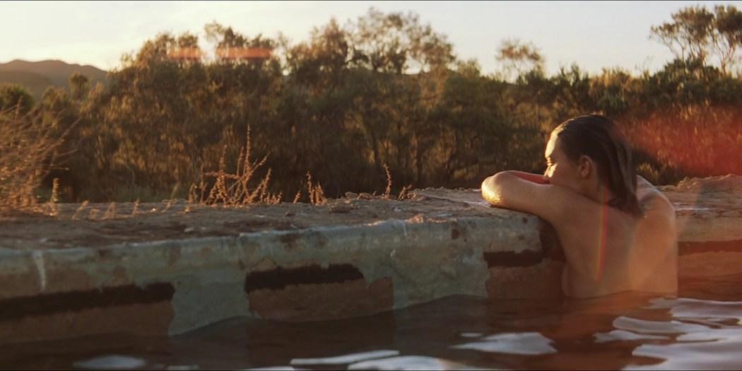 Mia Wasikowska nude skinny dipping - Tracks (2013) hd1080p (5)