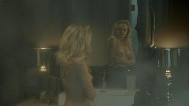 Madeline Brewer and Alexandra Gordon nude topless - Hemlock Grove (2014) s2e3 hd1080p