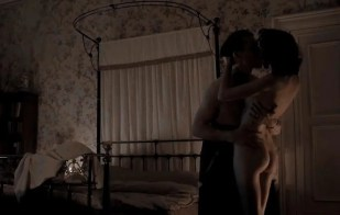 Caitriona Balfe nude topless and naked butt - Outlander (2014) s1e1 hd1080p