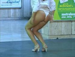 Debora Cali nude full frontal and labia - Ultimo Metro (IT-1999) (5)