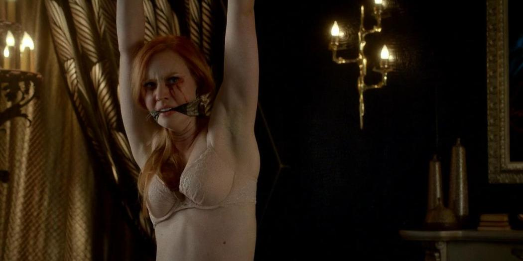 Deborah Ann Woll and Bailey Noble hot in lingerie - True Blood (2014) s7e8 hd1080p (8)