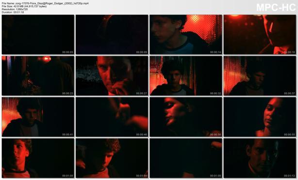 Flora Diaz nude topless - Roger Dodger (2002) hd720p (5)