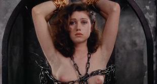 Isabelle Illiers nude explicit oral sex and Arielle Dombasle nude sex - Les fruits de la Passion (1981) (2)