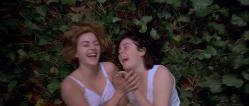 Kate Winslet and Melanie Lynskey hot lesbians in - Heavenly Creatures (1994) hd1080p (9)