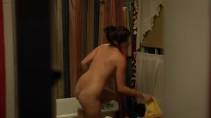 Laura Ramsey nude but and brief topless - Are You Here (2013) hd1080p