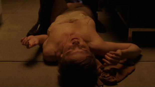 Maggie Gyllenhaal nude nip slip - The Honourable Woman (2014) s1e6 hd720p (4)