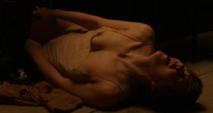 Maggie Gyllenhaal nude nip slip - The Honourable Woman (2014) s1e6 hd720p (2)