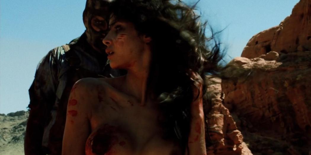 Micaela Schaefer nude full frontal and Natalie Scheetz bra - Seed 2 (2014) hd1080p (2)