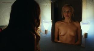 Rebecca Da Costa nude side boob and Brianne Davis nude topless - Breaking at the Edge (2013) hd1080p