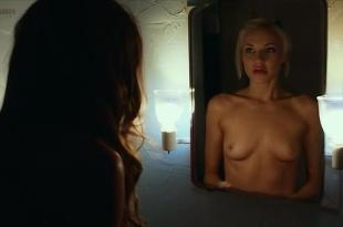 Rebecca Da Costa nude side boob and Brianne Davis nude topless – Breaking at the Edge (2013) hd1080p