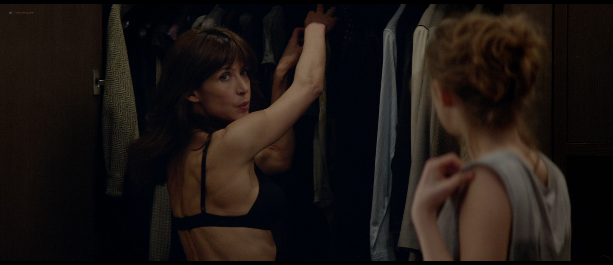 Sophie Marceau nude and sex - Une rencontre (FR-2014) HD 1080p BluRay (13)