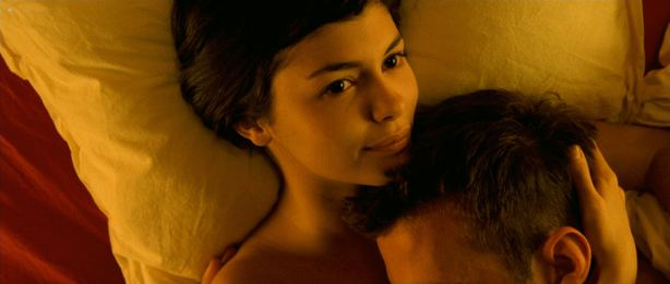 Audrey Tautou hot in lingerie Isis Peyrade nude - Amélie (FR-2001) HD 1080p (2)