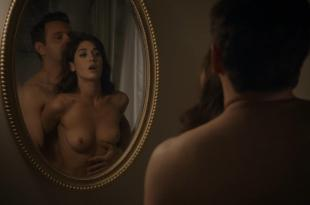 Caitlin FitzGerald nude topless Lizzy Caplan nude Betsy Brandt nude topless – Masters of Sex (2014) s2e12 hd720/1080p
